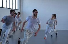 Anne Teresa De Keersmaeker: Work/Travail/Arbeid -  in the frame of Theaterfestival