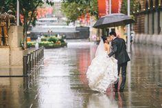 Karen And Seyoung 's Romantic City Wedding