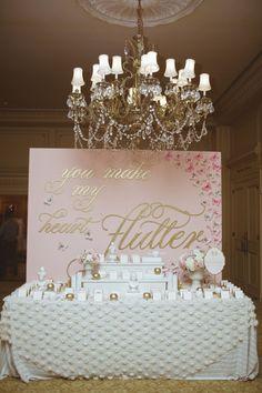 Elegant Marie Antoinette Inspired Wedding Part 2 - MODwedding www.MadamPaloozaEmporium.com www.facebook.com/MadamPalooza