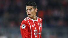 "James Rodriguez: ""Futuro? Sto bene al Bayern. Sul Real Madrid…"" #Calciomercato #News #Top_News #bayern_monaco #James_Rodriguez"