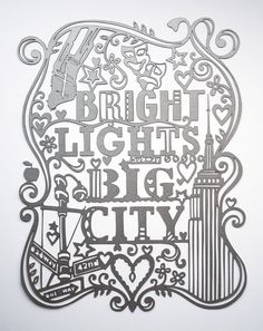 Bright Lights, Big City || $99.30 NZD