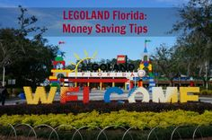 LEGOLAND Florida: Money Saving Tips