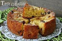 TORTA MATILDA ricetta dolce alle mele