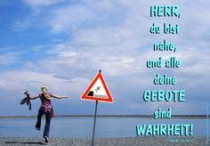 Gebote - Spruchkarte Bibelspruch,christliche Spruchkarte, Spruchkarte    © www.die-spruchbude.de / Foto: Pünktchen - photocase.com