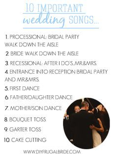 30 of the best modern upbeat and celebratory recessional songs for