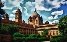 Umed Palace, Jodhpur, India. Jodhpur is a rich and vibrant city with a huge textile industry and also the influence for my designs which originate from the area Textile Industry, Jodhpur, Palace, Liberty, Competition, Vibrant, India, Mansions, House Styles