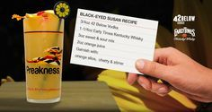 The Black-Eyed Susan | The Official Drink Of The Preakness
