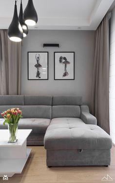 segment, Sokołów Podlaski 150 m2 - Salon, styl nowoczesny - zdjęcie od MANEKINEKO - homebook