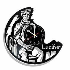 Original vinyl wall clock Lucifer | Supernatural made fro... https://www.amazon.com/dp/B071VKCM28/ref=cm_sw_r_pi_dp_U_x_UiMzAb5JCWDGA