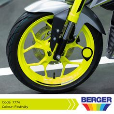 Be bold with your colour choices. #BergerCaribbean #ColourInspiration #BoldColours