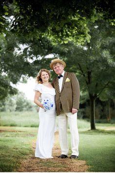 Wedding portrait - Richard and Jeanette
