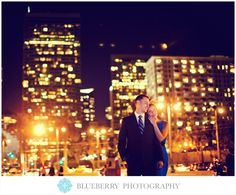 blueberry photography: love the blurred city lights :)