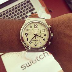 #Swatch LEBLON  ©alfreddeiva