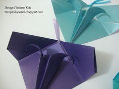 Julho ficou para trás mas deixou lindas lembranças. Foi o mês dos Encontros de origami em SP e no RJ e felizmente eu pude participar de ambo...