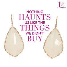 """#truth #motherofpearl #diamond #earrings #love #white @jenkpix"""