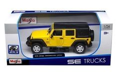 2013 10th Anniversary Jeep Wrangler Rubicon X Open Top Christmas Ornament 1//64