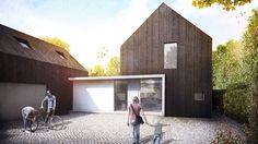 Modern Contemporary Extension Refurbishment Winchester Hampshire
