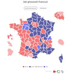 French election 2015. The first round