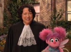Sonia Sotomayor's 'Sesame Street' Cameo