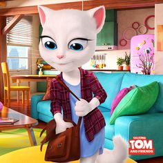 Who has a school break and is ready for some free time? Kids Corner Desk, Back To School Wallpaper, My Talking Tom, Crazy Games, Lifetime Movies, Big Star, My Princess, Game Character, Fnaf