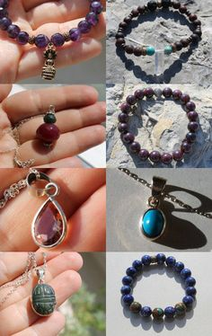 Crystal World II by Lale Aka on Etsy--Pinned with TreasuryPin.com