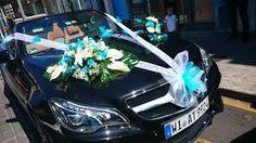 """Résultat de recherche d'images pour """"décoration voiture mariage rouge et blanc"""""""