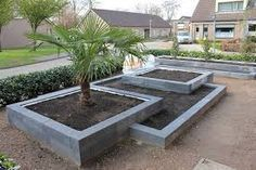 Garden Design Layout - New ideas Back Gardens, Small Gardens, Outdoor Gardens, Front Yard Design, Front Yard Landscaping, Garden Inspiration, Garden Design, Plants, Drawing Sky