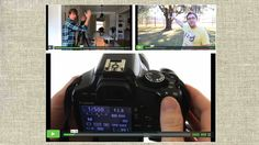 Video tutorial for people who own DSLR cameras, but don't know how to use them. I will be watching this soon!