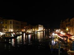 The Grand Canal from the Rialto