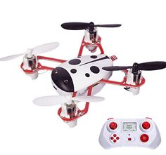 CHEER X1 2.4G 6-Axis GYRO Remote Control Headless Mini RC Quadcopter Drone White -- Find out more about the great product at the image link.