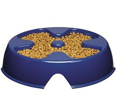 Proselect The Control Bowl for Pets, 56-Ounce, Blue -- See this great product. (This is an affiliate link and I receive a commission for the sales)