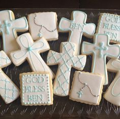 First Communion Cookies