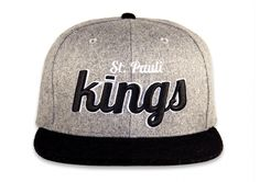 Wool Snapback Cap st-pauli-kings