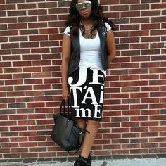 PhilluDiva... outfit on a budget... flyness