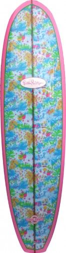 my dream Walden long board...Lilly of course