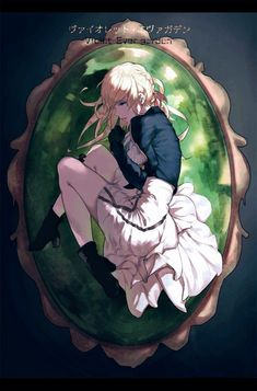 violet evergarden music art ★ Music: The Chain Smoker – Do not Leave Me (Illenium Remix) ★ … Art Anime, Anime Kunst, Chica Anime Manga, Kawaii Anime, Anime Violet Evergarden, Film Manga, Violet Evergreen, Violet Garden, Howl's Moving Castle