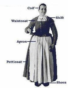 salem witch trials clothing - Google Search