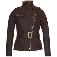 c5bfc816c9 Barbour International Matlock Wax Jacket