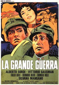 La Grande guerra (1959) - Mario Monicelli - Itália