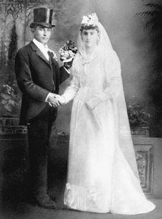 Florida Memory - Charles and Pauline Kanner   1893