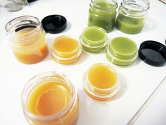 Herbal Workday - Making samples of my magic muscle balm and belly butter salves