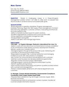 marketing manager resume objective best resume sample examples of resume cv cover letter - Marketing Manager Resume Objective 2