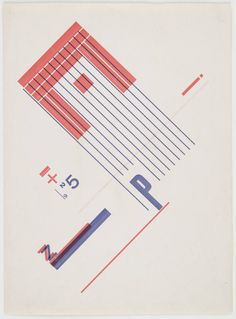 "(Untitled), Letterpress, (1925), Size: 9 1/8 x 6 3/4"" (23,1 x 17,2 cm.), Credit 'Jan Tschichold Collection', (Amsterdam), Gift of Philip Johnson at MOMA (Museum Of Modern Art), NyC, (US) - Design and GraphicArt by Piet Zwart (b. 1885 - d. 1977, Dutch)."