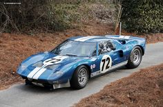 Photographs of the 1964 Ford Coupe. An image gallery of the 1964 Ford Ford Gt40, Ford Mustang, Car Ford, Ford Trucks, 24 Hours Le Mans, Shelby Car, 1964 Ford, Vintage Race Car, Futuristic Cars