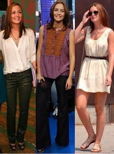 I'm obsessed with Leighton Meester's style.