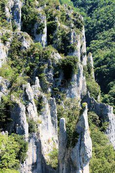 rock formation, Vela Draga in Ucka mountains, Istria, Croatia Bergen, Istria Croatia, Adriatic Sea, Pula, Rock Formations, Dubrovnik, Stock Foto, Dalmatian, Mount Rushmore