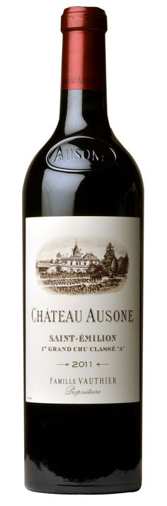 CHATEAU AUSONE 2011 Infinitely refined with red and black fruit aromas along with spicy and mineral nuances.   A great deal of elegance and freshness. Beautiful, long aftertaste.  more on www.bordeaux-news.com