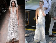 Amber Heard In Valentino – Out In Amsterdam