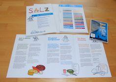 materialwiese: KOSTENLOS: Die kleine Salzwerkstatt für die Grundschule