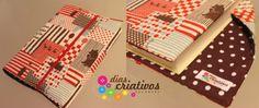Capa Livro Retalhos / Book Cover